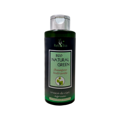 Hranilni šampon Bio Natural Green